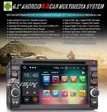 AUTORADIO NISSAN 6,2 Android 8.0 Octa Core 2gb Universale 2 Din Bluetooth