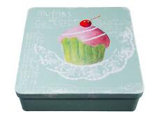 6er Set Glasdosen Cupcake Dosen Glas 8018 Hoff Vorratsgläser Deko Küche Vintage
