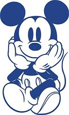 PEGATINA - STICKER - Mickey Mouse - VINILO - VINYL - WALL DECAL - DISNEY