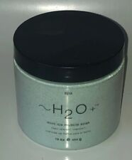 Unsealed H2O Plus Mint Ice Muscle Soak 16oz (454g) Bath Salts Soak
