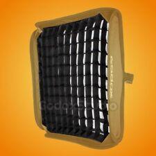 60x60cm Honeycomb Grid for Godox S-type Studio Speedlite Flash Softbox UK