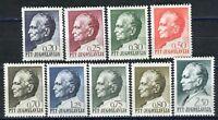 1280 - Yugoslavia 1968 - Marshal Tito - **MNH Set