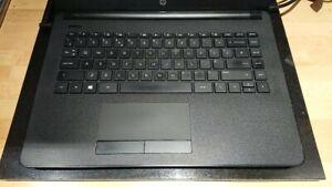 """HP 14-BW023NA 14"""" HD Black Laptop (AMD A6 CPU & R4 GPU, 4GB DDR4, 500GB HD)"""