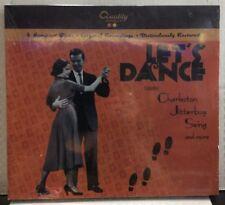 Let's Dance 4 Compact Discs Sealed Box Set