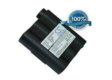 Batterie 6.0 V pour Midland GXT650VP1, GXT600VP1, gxt450, GXT555VP1, gxt775, gxt400