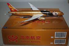 JC Wings XX4033A Boeing 787-9 Hainan Airlines B-1343 Kung Fu Panda 1:400 Flaps D