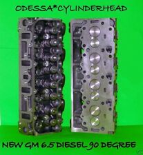 2 NEW CASTINGS REMAN PARTS GM CHEVY 6.5 DIESEL(90°) ANGLE CYLINDER HEADS #567