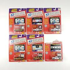 Johnny Lightning USPS Lot 6 F-1 Dodge Ram El Camino Lil Red Express Studebaker