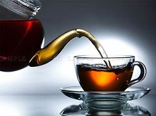 TEAPOT CUP TEA DRINK FOOD KITCHEN PHOTO ART PRINT POSTER PICTURE BMP1090A