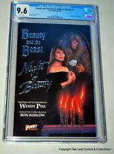 Beauty & The Beast Night of Beauty 1 CGC 9.6 1st 1990 Wendy Pini First comics