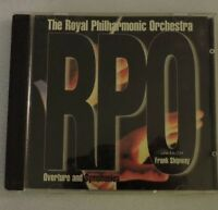 The Royal Philharmonic Orchestra Frank Shipway Overture & Symphony 1995 Music CD