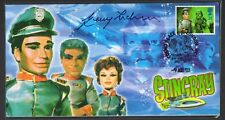 Stingray Limited Edition Collectable Stamp Cover - Signed by Gerry Anderson OBE