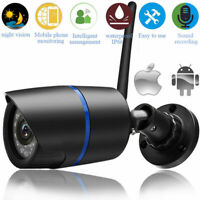 1080P Wireless WIFI IP Camera Outdoor Motion Alert Video Recorder Home Security
