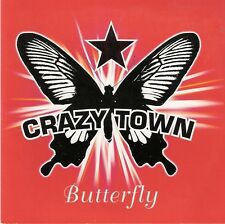 Crazy Town ‎CD Single Butterfly - Europe (EX/VG+)