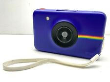Polaroid Snap Instant Digital Camera Only !!! Purple -  READ!!!!!!!!!!!!!!!!!!!!