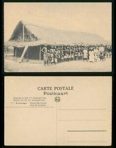 Mayfairstamps Congo 1900s Kimpangu Missions Des Antique Picture Postcard wwp8154