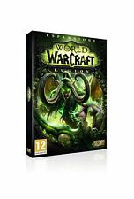 World of Warcraft Legion -ESPANSIONE per PC  FULL ITA NUOVI SIGILLATI