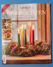 Landlust Sonderheft Weihnachten die schönsten Ideen zum Fest ungelesen abs. TOP