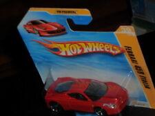 Hot Wheels Ferrari 458 rot