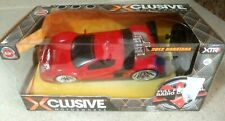 XTR Xclusive Motorworks 2012 Red Haratana - Remote Radio Control RC Car - NEW