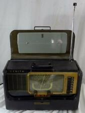 Zenith Model H500 Transoceanic Radio Works!