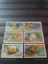 Philippines Stamps 1978 Fish.Complete Set