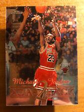 MICHAEL JORDAN 1998-99 TOPPS CHROME Back 2 back #B1