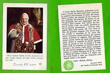 Reliquia – Reliquiario – Santino - San Giovanni XXIII