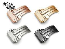Fits HUBLOT Matt Clasp Buckle BIG BANG FUSION for Watch Strap Band Silver Gold