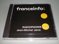 CD ALBUM JEAN MICHEL JARRE RADIOPHONIE VOL. 9 TRES RARE COLLECTOR NEUF BLISTER