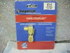 R410A R-410A Imperial Kwik-Coupler *MADE IN THE USA! Air Conditioning, A/C Part