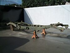 Military Jeep Chassis Ford