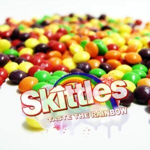 SKITTLES Taste The Rainbow CANDY - 1/4 LB - BULK - Tasty, Fresh & FREE SHIPPING