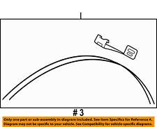 FORD OEM-Tire Pressure Sensor 6F2Z1A193D