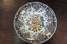 Vintage Tichelaar Makkum Pottery Wall Plate