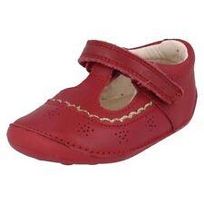 Chaussures habillées rose avec attache auto-agrippant pour fille de 2 à 16 ans