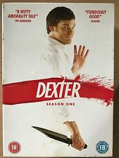 Michael C Hall DEXTER ~ SEASON 1  Serial Killer Detective Thriller Series UK DVD