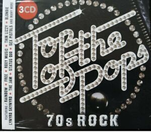 Top Of The Pops 70s Rock - Various Artists (Digipack 3CD Album)New and Sealed #4