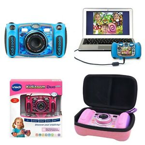 ✨ NEW Kidizoom Duo Deluxe Digital Selfie Camera with MP3 Player & Headphon