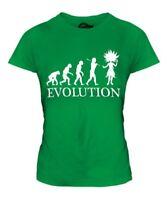 Samba Danseur Evolution T-Shirt Femme T-Shirt Cadeau Dancing Costume