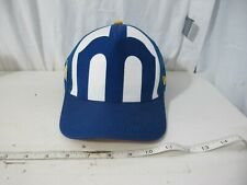 Youth Seattle Mariners Trident New Era 9FORTY Cooperstown Trucker Snapback Hat