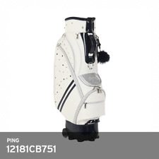 Ping 2018 Womens Cad Bag Carrier Cart Type 12181cb751 5 Division Pu Ems White
