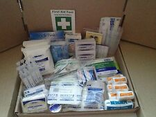 First Aid Kit Contents Refill Workplace Code of Practice
