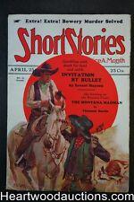 Short Stories Apr 25, 1929 Ernest Haycox