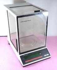 Sartorius Type 1858 Diamond Jewelry Lab Precision Digital Scale Balance 0.001 ct