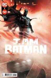I Am Batman #1 - Bagged & Boarded