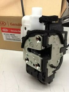 GENUINE KIA CEED 2006/2012 N.S.R. DOOR LATCH 814101H010 CHECK VIN FOR FITMENT