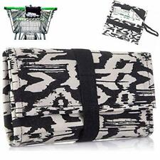 Modern Grocery Coupon Organizer for Purse - Wallet & Extreme BLACK & WHITE