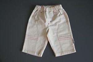 Jacky modische Baby Hose Sommerhose Short , Beige Gr.56
