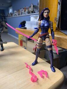 Marvel Legends - Psylocke - BAF Apolcaypse Wave - Action Figure - LOOSE